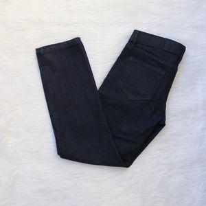 Club Monaco Size 2 Blue Skinny Jeans